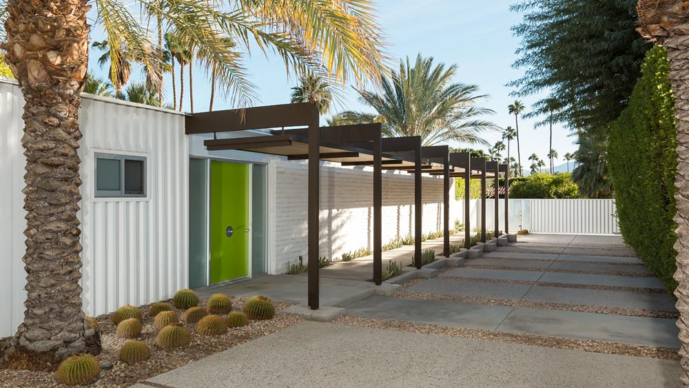 Modern Homes Palm Springs Ca